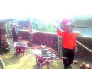 Pembangunan Binaan Kedungringin--M Ridwan (1)