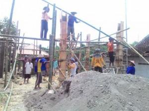 Pembangunan Binaan Kedungringin--M Ridwan (10)