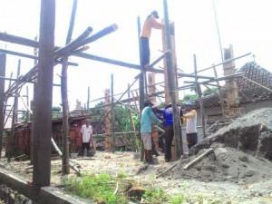 Pembangunan Binaan Kedungringin--M Ridwan (2)