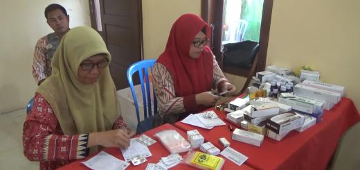 donor darah dan pengobatan gratis
