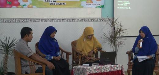 seminar parenting masaran