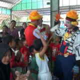 badut ABI di Banten