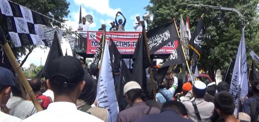 protes terorisme new zealand di solo