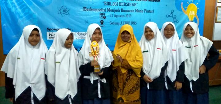 juara biology competition