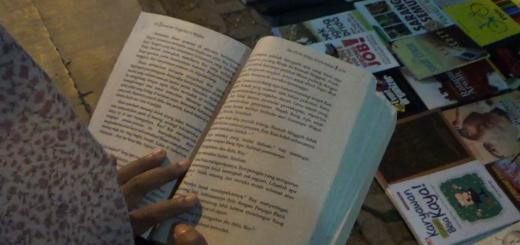 komunitas baca buku giri krida bakti